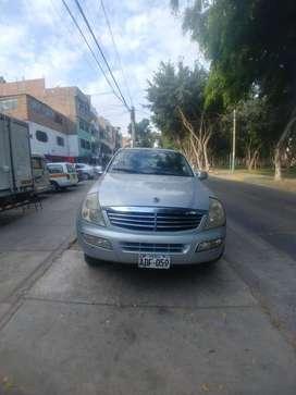 SsangYong Motor Mercedes