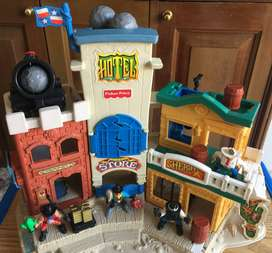 Fisher Price Wester Town