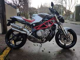 MV AGUSTA BRUTALE 910 MODELO 2007 EXCLUSIVA CASI UNICA EN ARGENTINA - IMPECABLE 20000KMS REALES