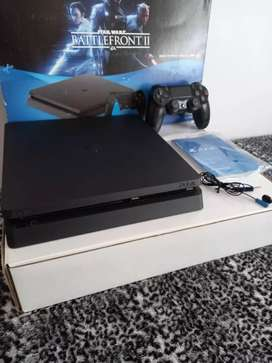 PlayStation 4 + juegos