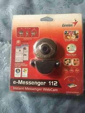 Camara Web EMessenger