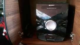 Equipo de Música Sony