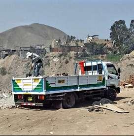 eliminación desmonte en san borja, surco y san isidro