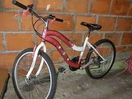 Cicla para dama