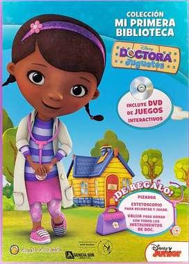 DOCTORA JUGUETES, Colección Mi Primera Biblioteca