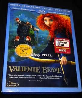 Vendo Bluray de Valiente