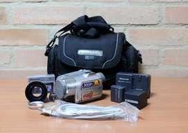 Videocamara Panasonic NVGS180