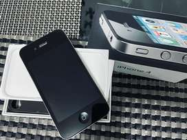 Iphone 4! 32GB! Negro!