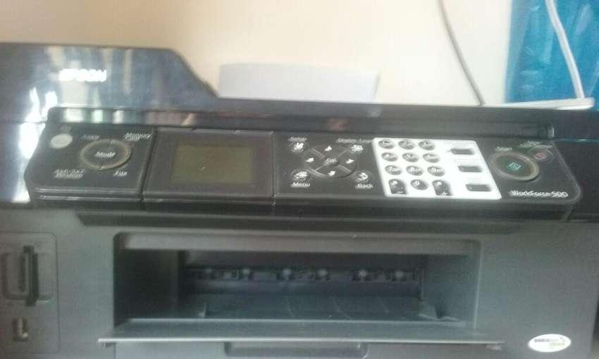 Reset  Impresoras Epson