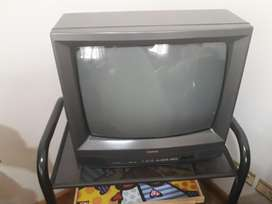 TV 20 con control remoto