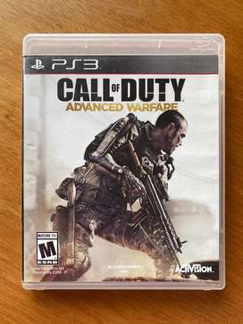 "Call of duty ""advanced warfare"" PS3"