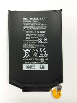 bateria motorola moto x stylus pure edition FX30