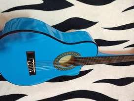para los nenes de la casa guitarras super star