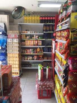 Supermercado autoservicio