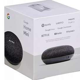 Google home mini - parlante inteligente