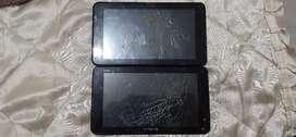 2 Tablet para repuesto
