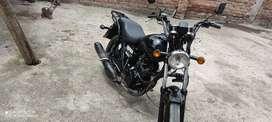 Se vende moto ICS 150