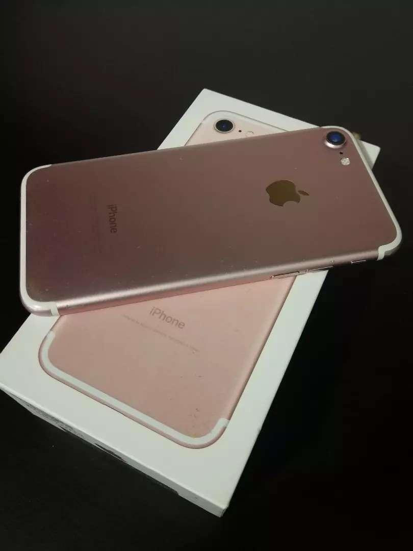 Vendo Iphone 7 de 32 0