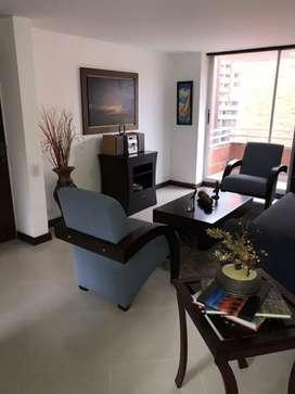 Apartamento amoblado en calazan Antioquía código 2023