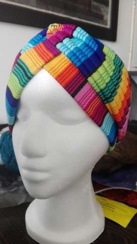 Turbante  diferentes colores