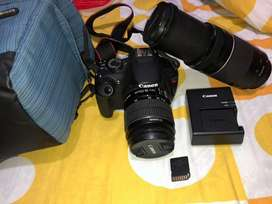 Camara Canon t5 profesional