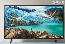 "Tv Samsung 50"" RU7100 UHD Plano Smart TV 4K 2019"