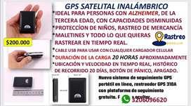 Gps Satelital Inalambrico