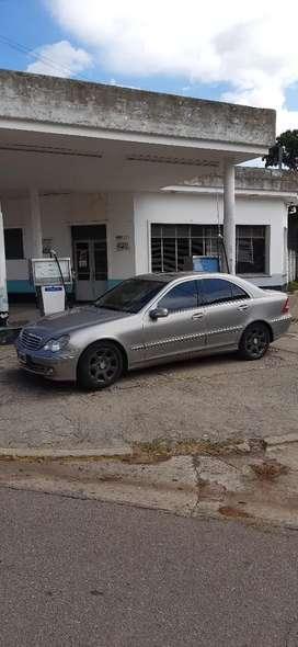 Mercedes Benz c220 2007 cdi elegance