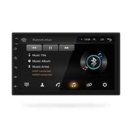 Radio Carro Android 8.0 , 7 Pulg Wifi Bt 16gb - INSTALACIÓN GRATIS