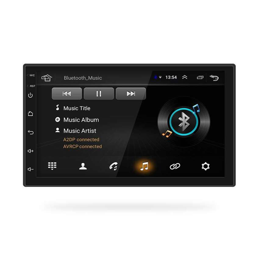 Radio Carro Android 8.0 , 7 Pulg Wifi Bt 16gb - INSTALACIÓN GRATIS 0