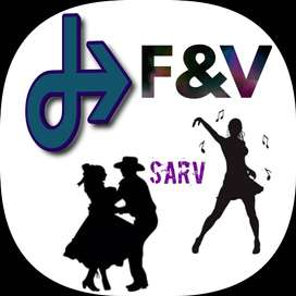 Se enseña danza moderna y folklórica.