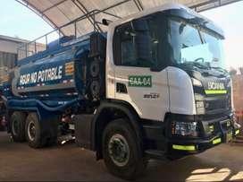 Alquilo Camión Cisterna Agua