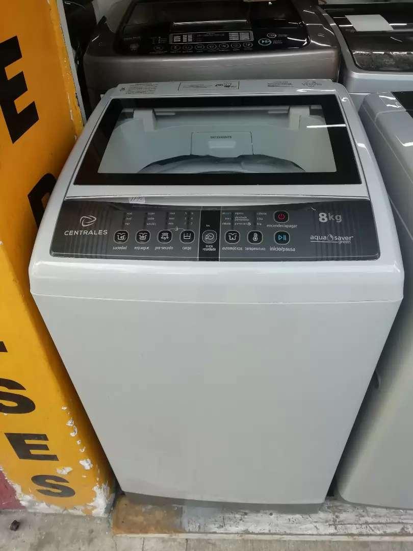 Venta lavadora centrales 18 libras 0
