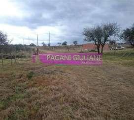 cod 374 terreno en venta en Estancia Vieja, OPORTUNIDAD