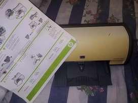 Impresora HP Análoga con manual totalmente nueva