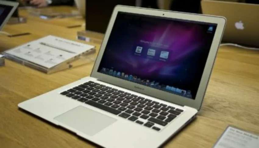 Macbook Air 2011 Intel Core I5 Cuarta Gen En 4gb Ram 128 Ssd