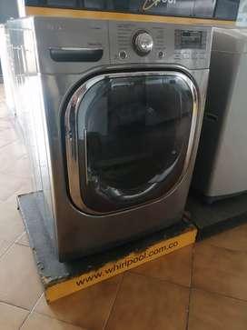 Secadora lg 49 libras a gas poco uso