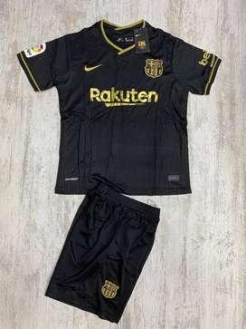 Uniformes de futbol Barcelona 2021