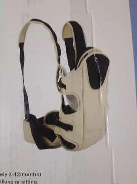 Excelente mochila para transportar bebé