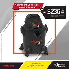 Aspiradora - Shop Vac - 14 Galones 6HP