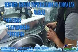 Reparacion Neveras, Estufas y Lavadoras