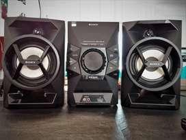 Equipo de audio Sony