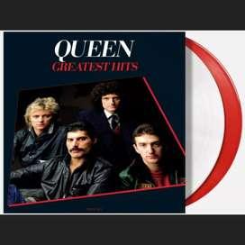 Queen greatest hits Lp doble nuevo edicion limitada.