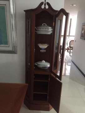 Mueble Comedor (Vitrina) en madera