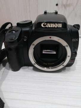 Mantenimiento cámaras eos