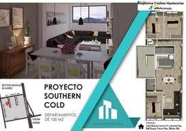 Proyecto Nuevo de 7 Departamentos 107 m² Sector Guamani - Sur Quito