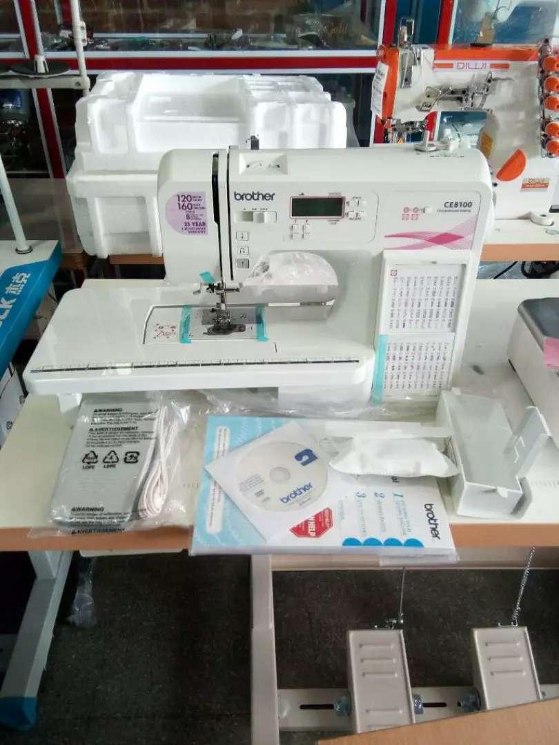 Maquina de coser computarizada Brother. 0