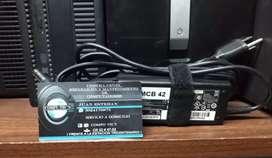 Cargador HP punta aguja ORIGINAL con ID  señal