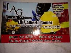 Maestro de Construcción Certificado