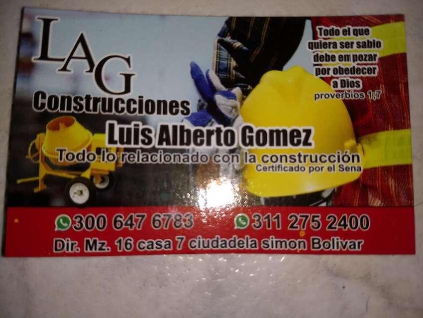 Maestro de Construcción Certificado 0